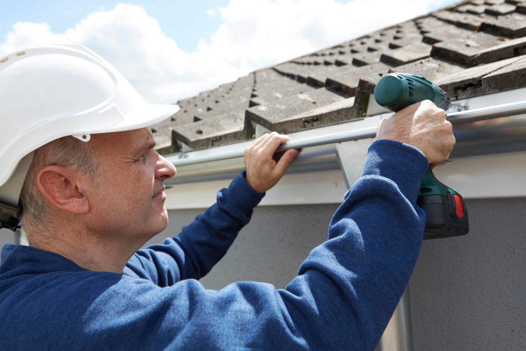 Roof Gutters and Downpipe Repairs